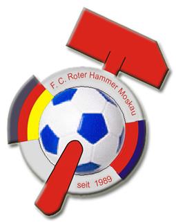 Logo Roter Hammer Moskau